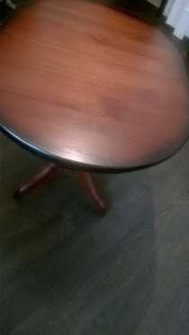 Продается круглый раздвижной стол, в Санкт-Петербурге
