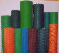 Пластиковая и базальтовая сетка. Геотекстиль, в Костроме