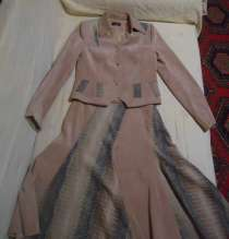 Костюм (юбка, топ, пиджак) 44-46 размер, в Липецке