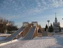Горка зимняя для детей и взрослых, в Подольске