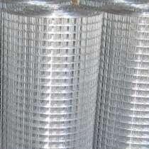 Сетка для клеток, сварная оцинкованная 25×12,5×1,6мм, в Москве