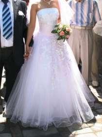 Свадебное платье, в г.Караганда