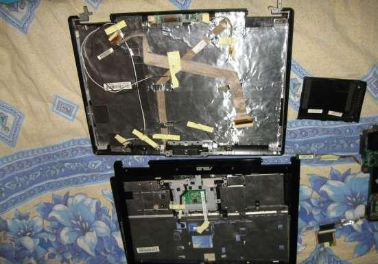 Ноутбук Asus M51TR на запчасти, цена за всё что на фото