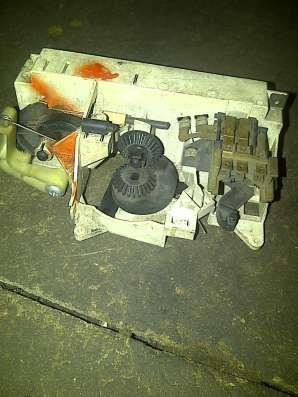 Audi-80(B3) блок управления печкой