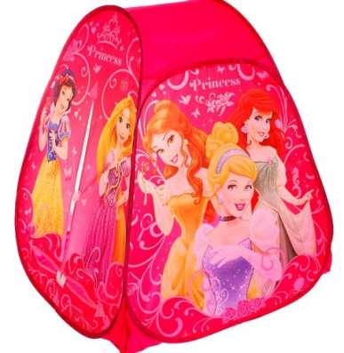 Палатка игровая Принцесса новая 81х91 см DISNEY Princess в Москве Фото 1