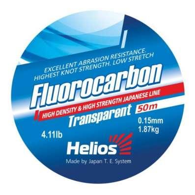 Леска Helios FLUOROCARBON Transparent