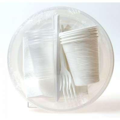 Хозяйственные товары, одноразовая посуда