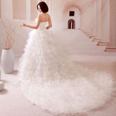 Свадебные платья большой выбор в Москве Фото 4