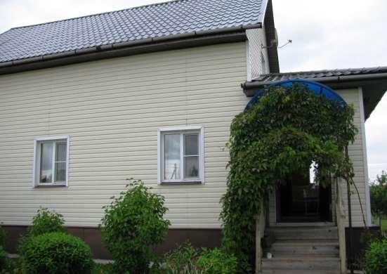Продается 2х этажная дача 110 кв. м. на участке 12 соток в Наро-Фоминске Фото 2