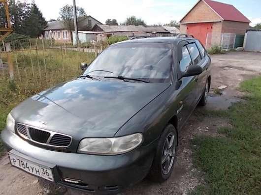 Продажа авто, Daewoo, Nubira, Механика с пробегом 148000 км, в Курске Фото 6