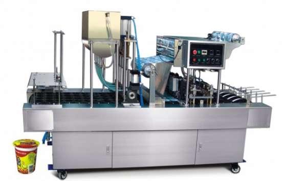 Фасовочно-упаковочные автоматы линейного типа АФ100