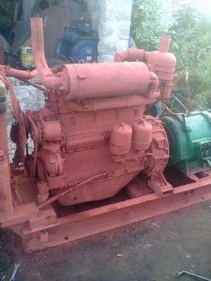 Дизель генератор 60 квт