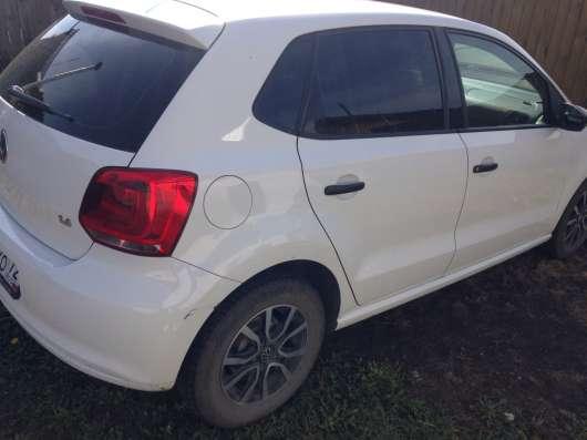 Продажа авто, Volkswagen, Polo, Механика с пробегом 51000 км, в Тюмени Фото 2