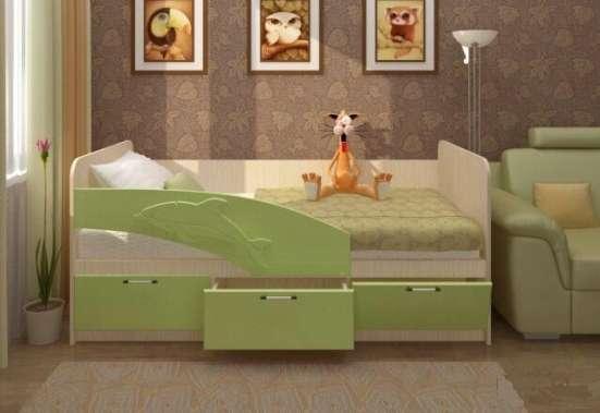 Детская кроватка с ящиками в Москве Фото 1