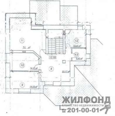 коттедж, Бердск, Гранитная, 320 кв.м. Фото 3