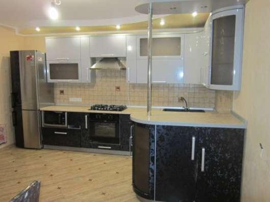 Кухонные гарнитуры на заказ в Омске Фото 1