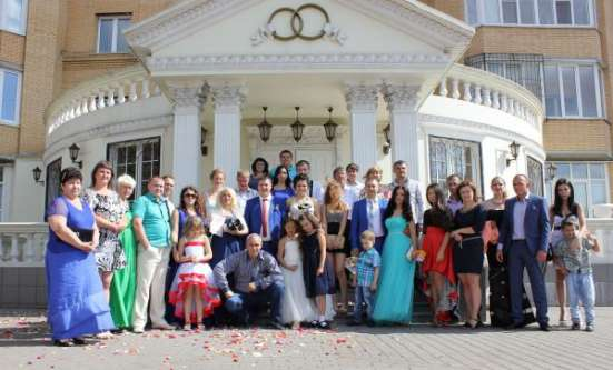 Видео и фотосъёмка свадеб и торжеств.