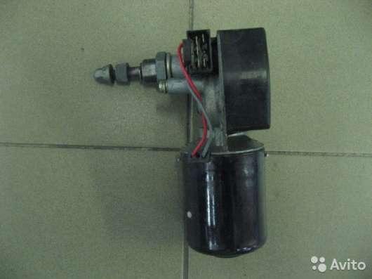 Стеклоочиститель привод с мотором 24 в