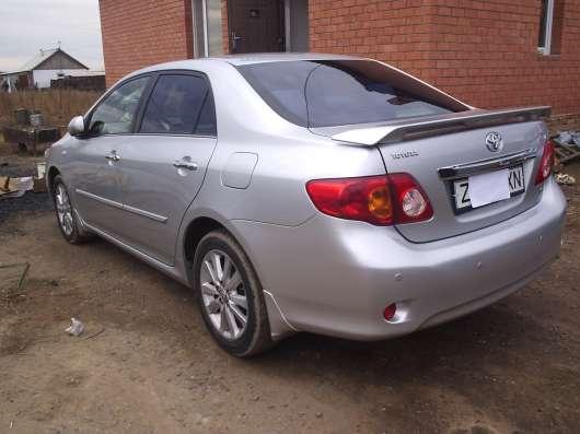Продам Тойоту Короллу декабрь 2007 года выпуска. 3 млн.тенге