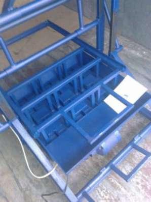 Вибропресс станок для шлакоблоков ВСШ в Сыктывкаре Фото 1