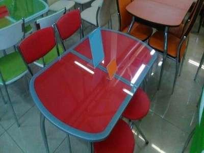 Столы и стулья Щелково, Фрязино, Пушкино, К недорогая