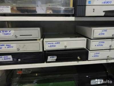 торговое оборудование Денежные ящики N67