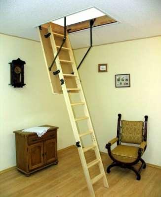 Чердачные лестницы oman в Волгограде Фото 1