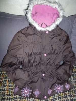 Куртка для девочки (весна-осень) Seppala