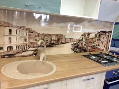 Кухонный фартук Венеция (FM 028)
