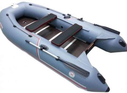 Лодка моторная Эсмеральда NL-335 Люкс