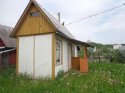 Каркасно-щитовая дача 70 кв. м, 7 соток земли в г. Михнево Фото 4