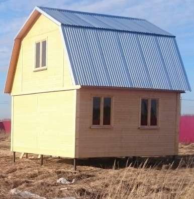 Дом у озера на участке ИЖС 7,5 соток = 1 100 000 руб. СРОЧНО