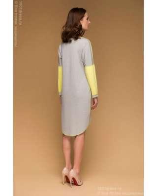 Стильное двустороннее платье-туника р.48-50 новое