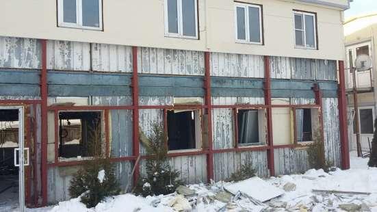 2 Быстровозводимых 2-х этажных Здания в Москве Фото 3