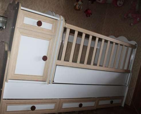 Продаю детскую кроватку (трансформер) в г. Тбилиси Фото 4