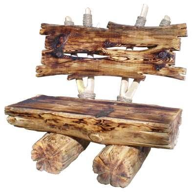 Лавочки, скамейки, столы, цветочники, изделия из дерева