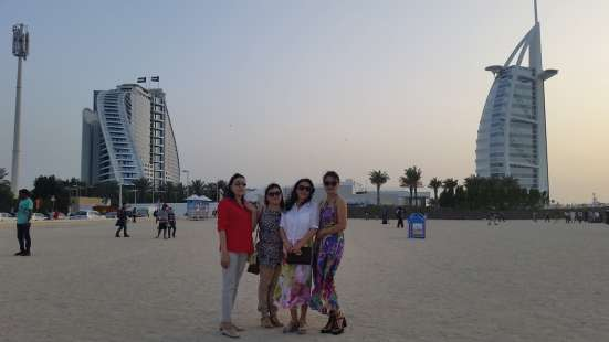 Полная обзорная экскурсия по Дубаю, Джип-Сафари по пустыне в г. Дубай Фото 3