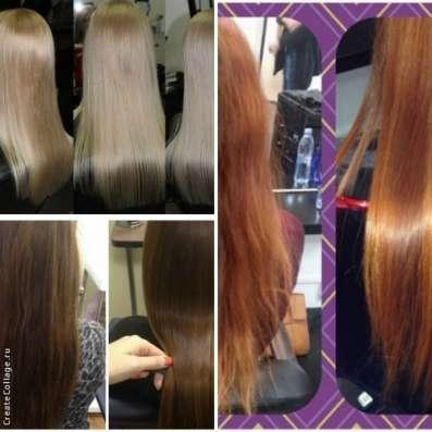 Кератиновое выпрямление волос в г. Можайск Фото 3