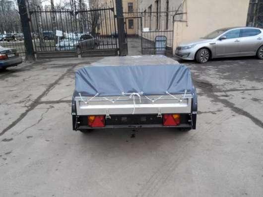 Прицеп для легкового автомобиля КМЗ 828420