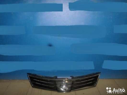 Решетка радиатора для Nissan Tiida