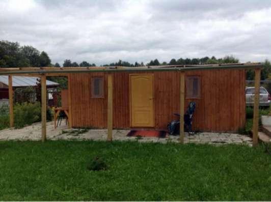 Продается земельный участок в деревне Бородавкино, Можайский р-он, 132 км от МКАД по Минскому шоссе. Фото 3