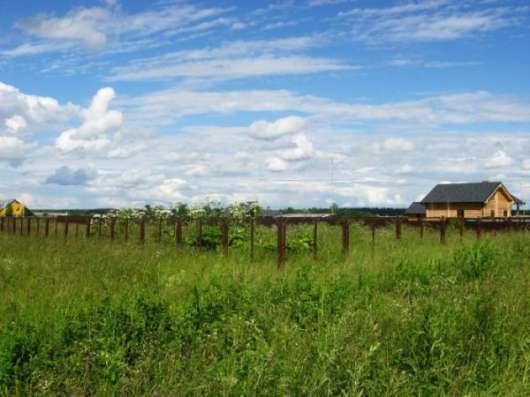Продается земельный участок 30 соток в дер. Мышкино (Можайское водохранилище), 129 км от МКАД по Минскому шоссе.