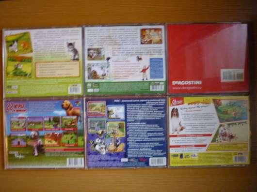 Детские компьютерные игры, развивающие и обучающие