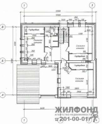 коттедж, Новосибирск, Краснояровское ш, 320 кв.м. Фото 2