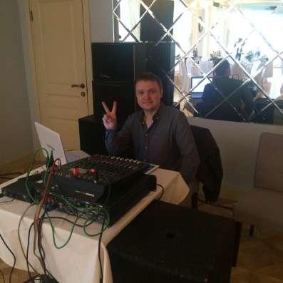 Ди джей DJ на свадьбу. Услуги Ди-джея DJ