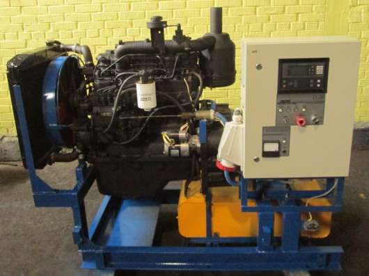 Дизельный генератор АД-30 30кВт ММЗ