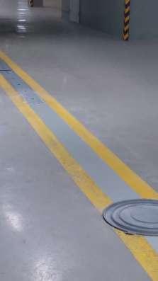 Разметка в парковках