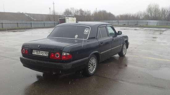 Продажа авто, ГАЗ, 31105 «Волга», Механика с пробегом 170000 км, в Калуге Фото 2
