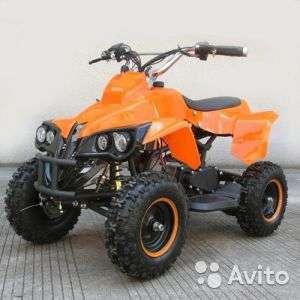 Квадроцикл RV-800 W Возрастная группа: от 5 лет Двигатель: 800 W