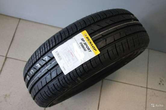 Новые Dunlop 215 65 R16 SP Sport FM 800